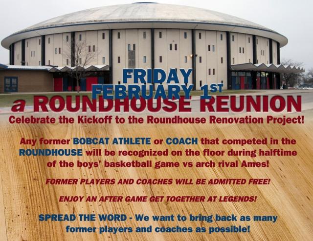 Roundhouse reunion
