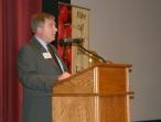 Dr. Marvin Wade, Superintendent of Schools.