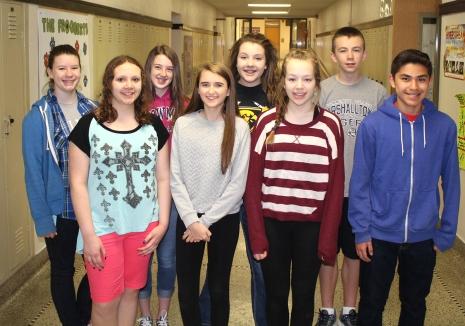Miller Students